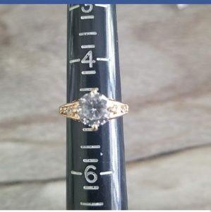 Australian Crystal ring